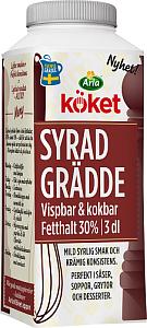 Arla Köket® syrad grädde 30%