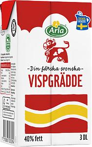 Arla Ko® Vispgrädde 40%