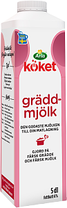 Arla Köket® gräddmjölk 6%