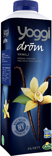 Yoggi® dröm vanilj