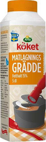 Arla Köket® matlagningsgrädde 15%