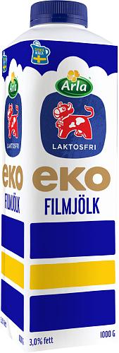 Arla Ko® Ekologisk Laktosfri ekologisk filmjölk