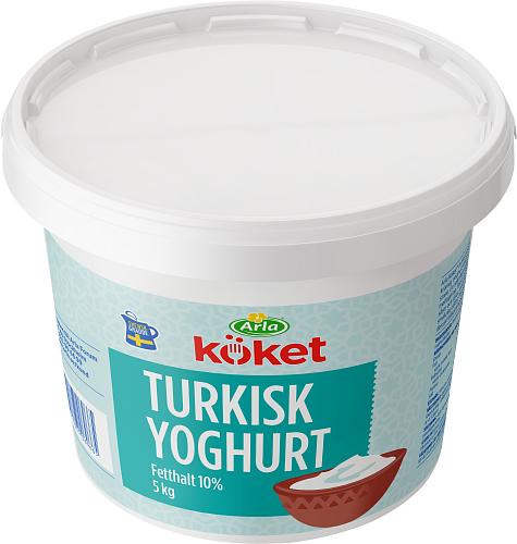 Arla Köket® turkisk yoghurt 10%