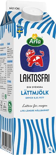 Arla Ko® Laktosfri lättmjölk dryck 0,5%