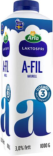 Arla® Laktosfri A-fil Plus Dofilus 3%