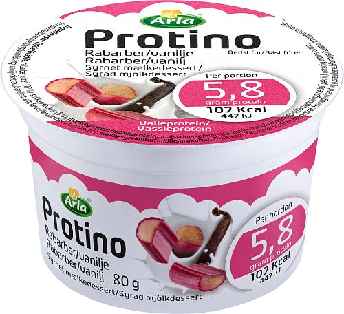 Arla® Protino Rabarber/Vanilj