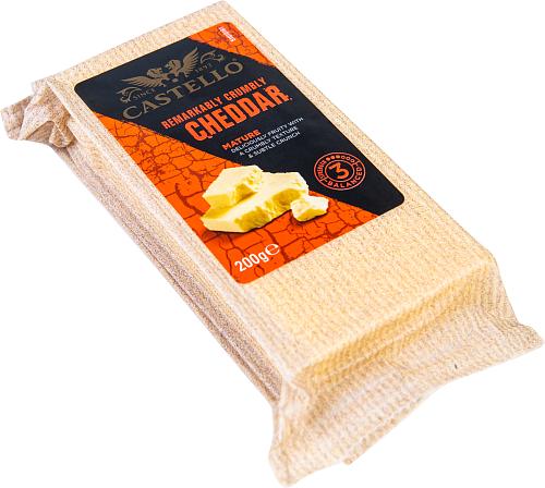 Castello® Mature Cheddar 35%