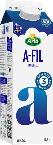 Arla® A-fil Plus Dofilus 3% - GT