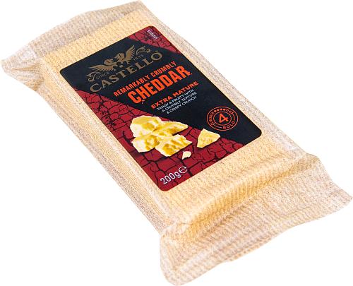 Castello® Extra Mature Cheddar 35%