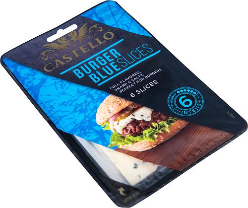 Castello® Burger Blue 37%