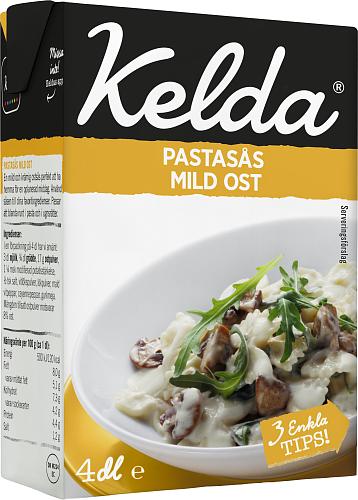 Kelda® Pastasås Mild ost 8%
