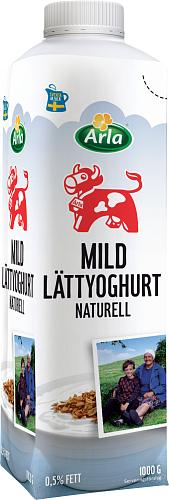 Arla Ko® Mild lättyog naturell 0,5%