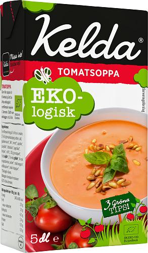 Kelda® Ekologisk Tomatsoppa