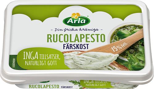 Arla® Färskost Rucolapesto 15%