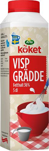 Arla Köket® vispgrädde 36%