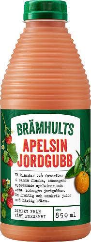 Brämhults Apelsin-Jordgubb