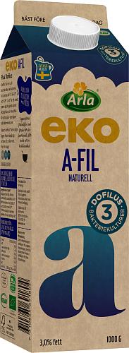 Arla® Ekologisk A-fil Plus Dofilus 3%- GT