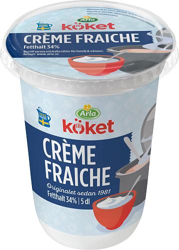 Arla Köket® Crème Fraiche 34%