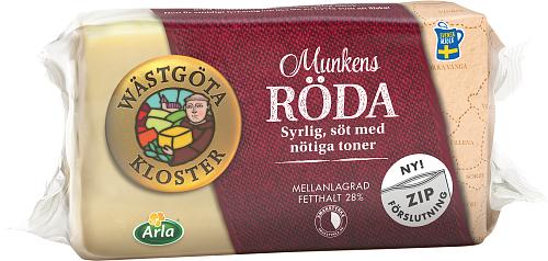 Wästgöta Kloster® Munkens Röda 28%