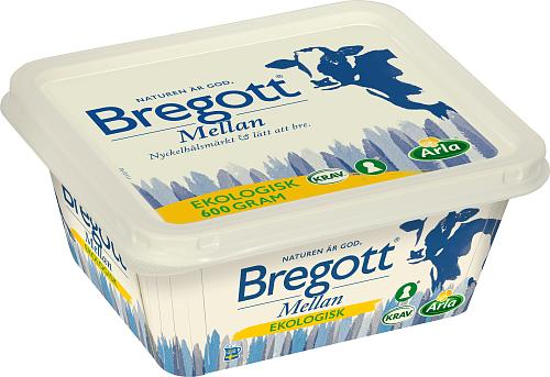 Bregott® Ekologisk Mellan