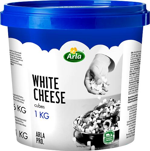Arla Pro® Vitost tärnad i lake 20%