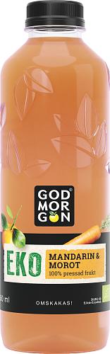 God Morgon® Organic Mandarin & Carrot