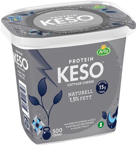 KESO® Keso Protein Naturell