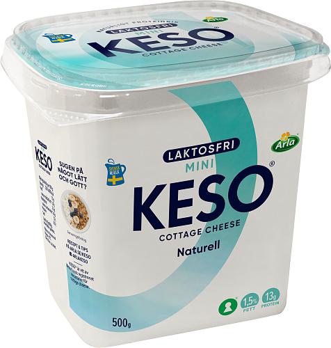 KESO® Cottage Cheese Mini Laktosfri