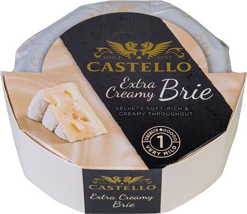 Castello® Extra Creamy Brie 39%
