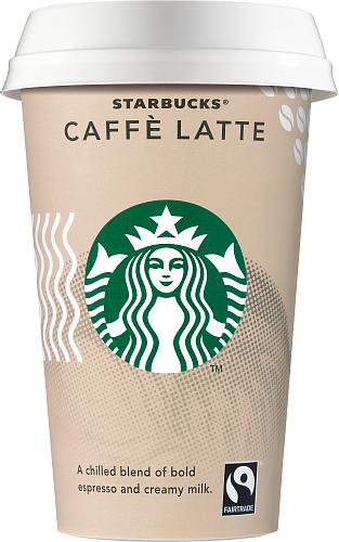 Starbucks® Caffe Latte