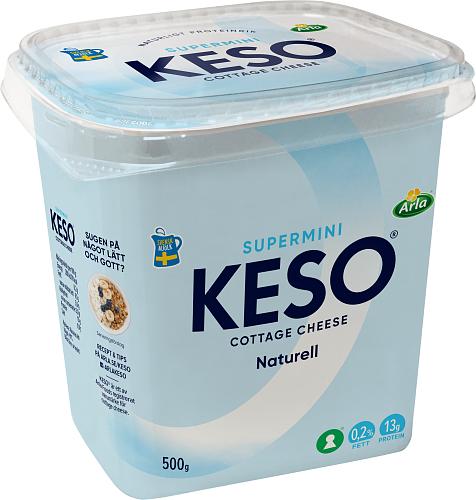 KESO® Keso cottage cheese Supermini