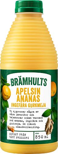Brämhults Apelsin-Ingefära-Gurkmeja