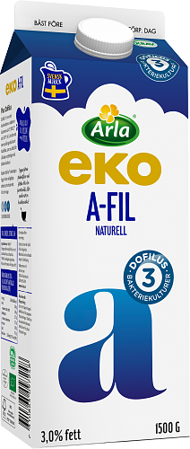 Arla® Ekologisk A-fil Plus Dofilus