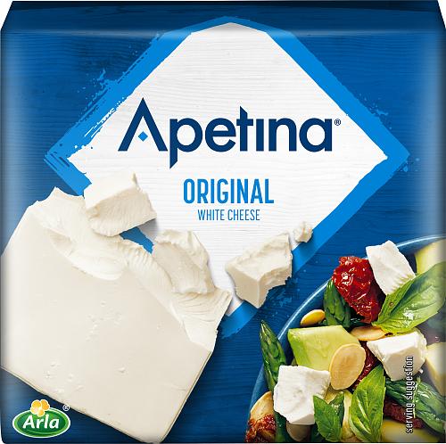 Apetina® Vitost krämig hel bit 17% fett