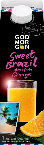 God Morgon® Sweet Brazil