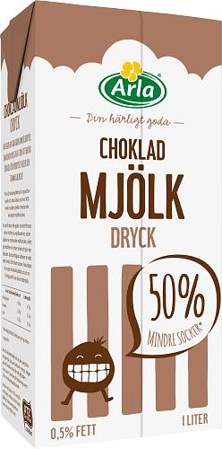 Arla® mjölkdryck choklad