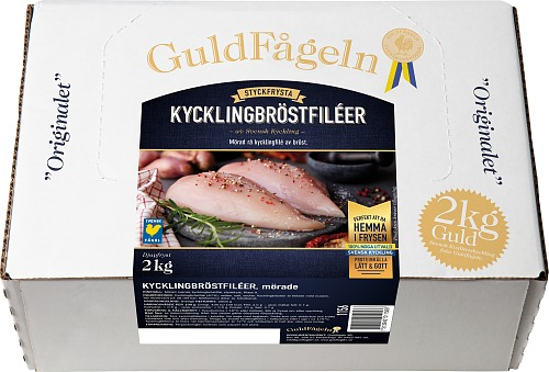 Kycklingbröstfilé 2 kg