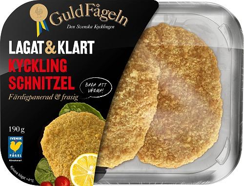 Kycklingschnitzel 2-pack