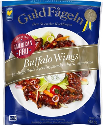 Buffalo Wings Säsongens Smak 500 g