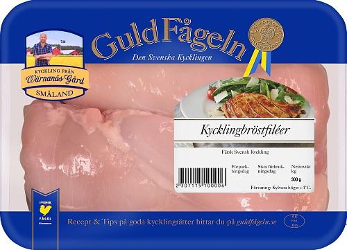 Kycklingbröstfilé