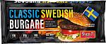 Classic Swedish Burgare 4x150g