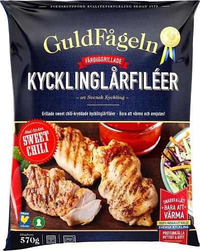 Grillad Kycklinglårfilé Sweet Chili