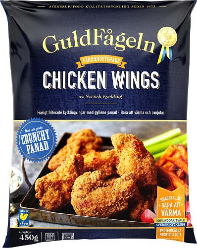 Chicken Wings Crunchy