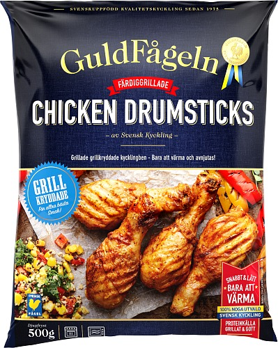 Chicken Drumsticks Grillkryddade