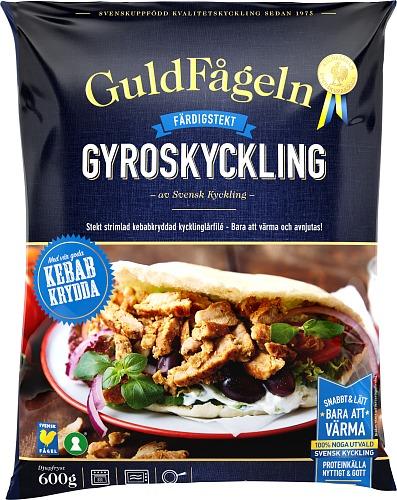 Kyckling Gyros